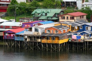 Palafritos (Stilt Houses)