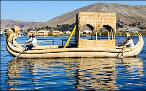 Lake Titicaca and the Floating Islands