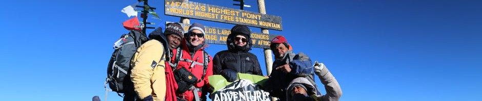 Luxury Kilimanjaro Trek