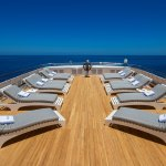 Lounge Chairs on the Sundeck