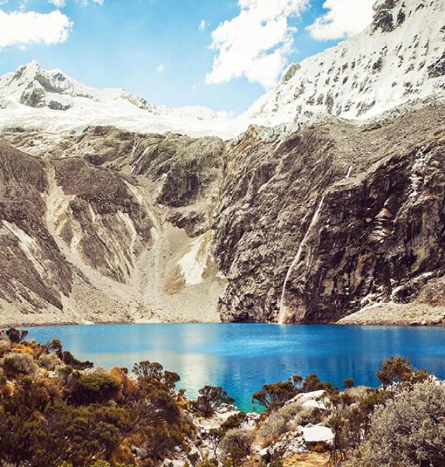 Corillera Blanca Lake 69