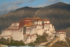 Trip to Potala Palace Lhasa Tibet