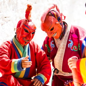 8-Day Bhutan Cultural Tour driving to Bumthang Valley and then flying back