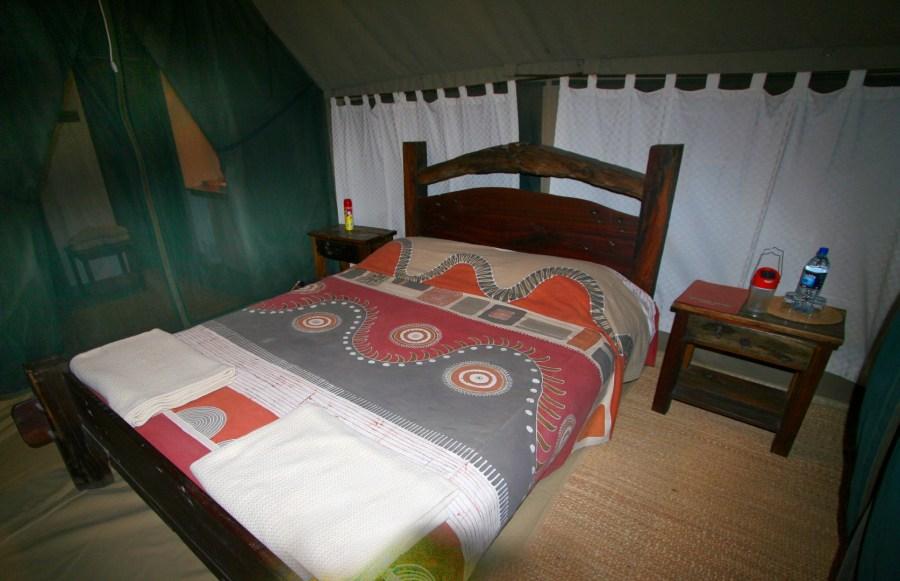 Tarangire Safari Lodge - Tent