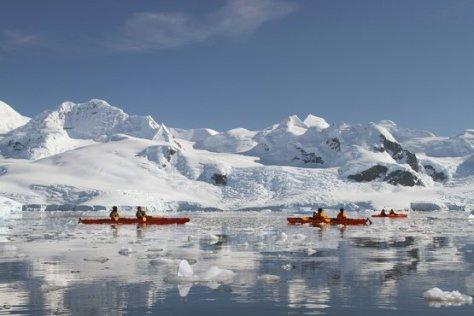 Antarctical Expedition Cruises