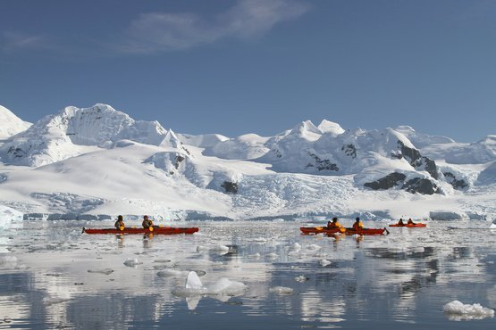 Antarctical Expedition Cruises
