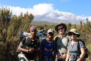 Climb Kilimanjaro on the 8-day Lemosho route