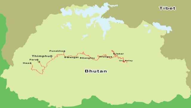 10-Day Cultural Tour driving to Bumthang Valley and then flying back