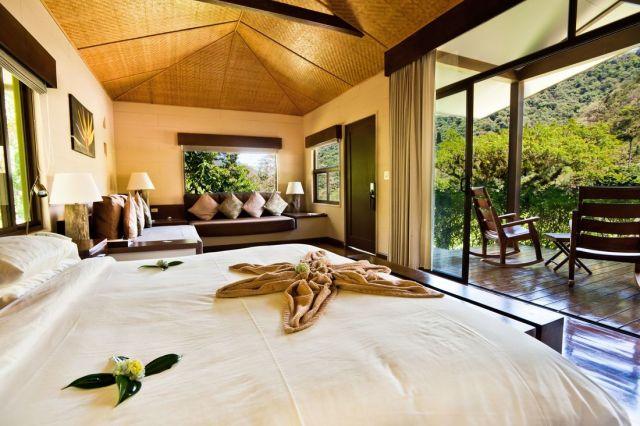 El Silencio luxury lodge Costa Rica