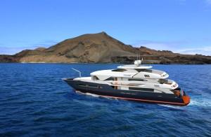 Infinity luxury Galapagos