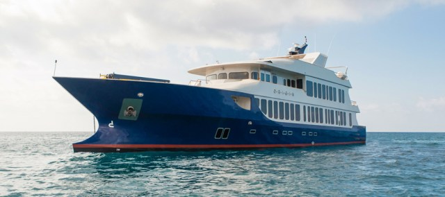 Luxury Origin Yacht Galapagos