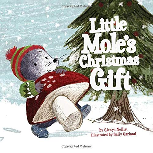 This image has an empty alt attribute; its file name is Little-Mole-Christmas.jpg