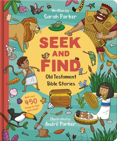 seek and find cover