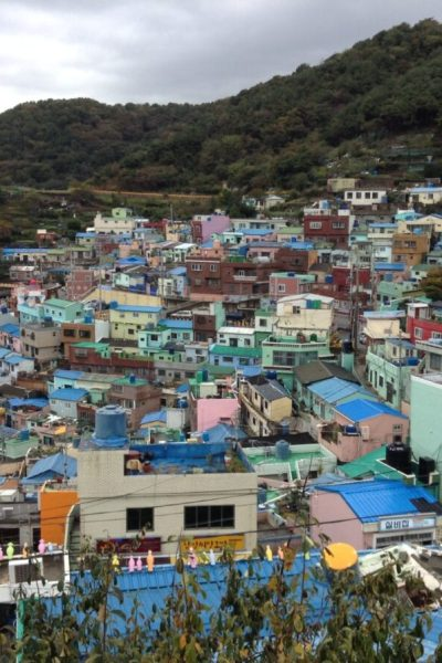 Adventures in Busan, South Korea