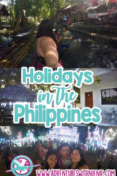Holidays in the Philippines