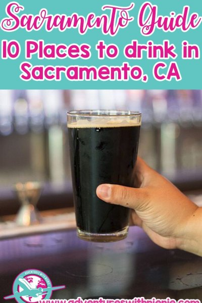 10 Places to Drink in Sacramento, CA