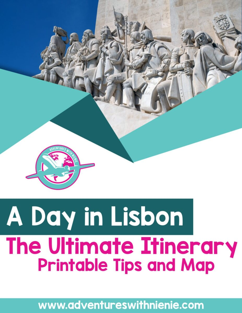 One Day in Lisbon Printable
