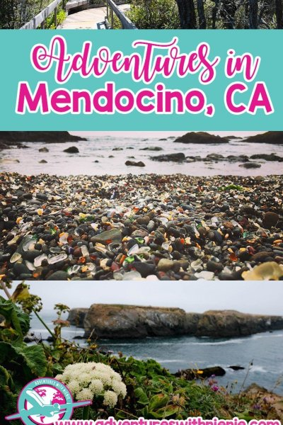 Adventures in Mendocino, CA