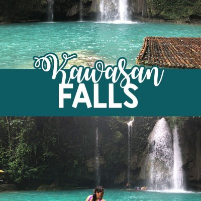 Kawasan Falls: A Day Trip from Cebu City, Philippines
