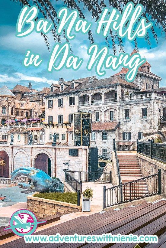 Ba Na Hills Da Nang Pinterest Cover