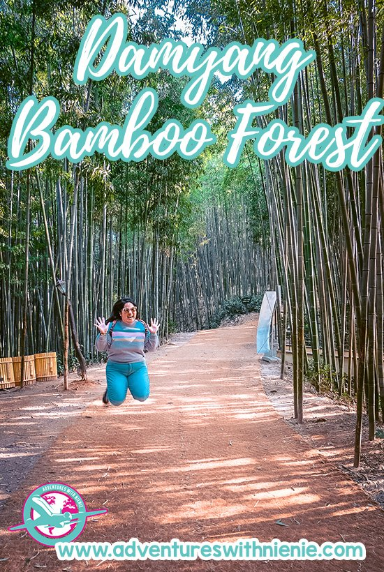Damyang Bamboo Forest