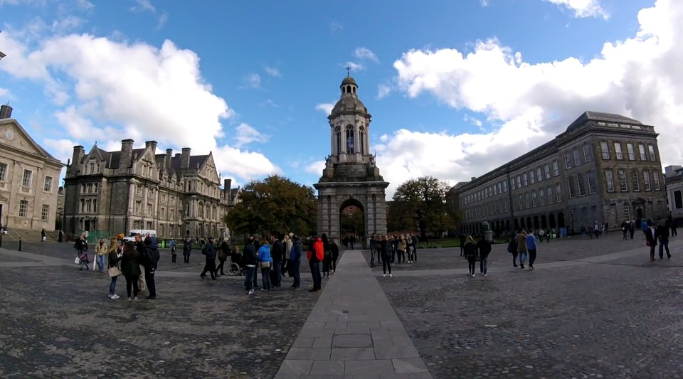Trinity College Dublin | Adventures with Shelby
