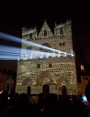 Fête des Lumières | Lyon, France | Adventures with Shelby