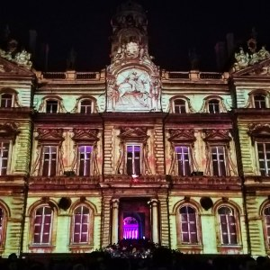 Fete des Lumieres in Lyon, France   Adventures with Shelby
