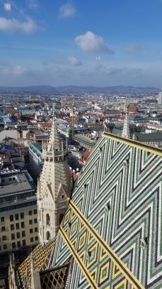 St. Stephen's Cathedral | Vienna, Austria | Adventures with Shelby