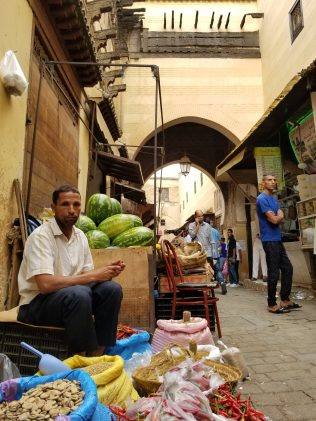 Exploring the Fez Medina, Morocco | Adventures with Shelby