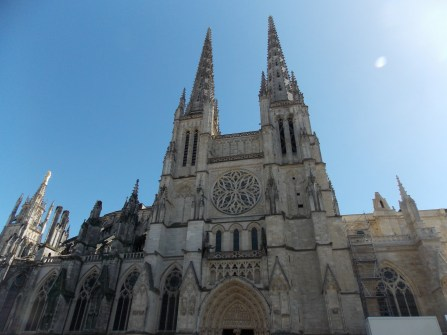 Cathédrale Saint-André, Bordeaux | Adventures with Shelby