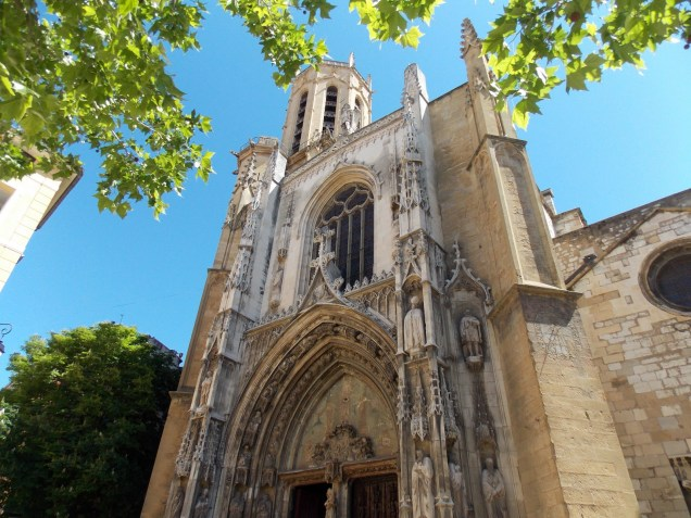 Paroisse Cathédrale Saint Sauveur, Aix-en-Provence | Adventures with Shelby