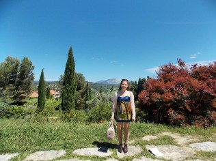 Terre de Peintres, Aix-en-Provence | Adventures with Shelby