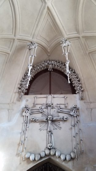 Sedlec Ossuary - Bone Church | Adventures with Shelby