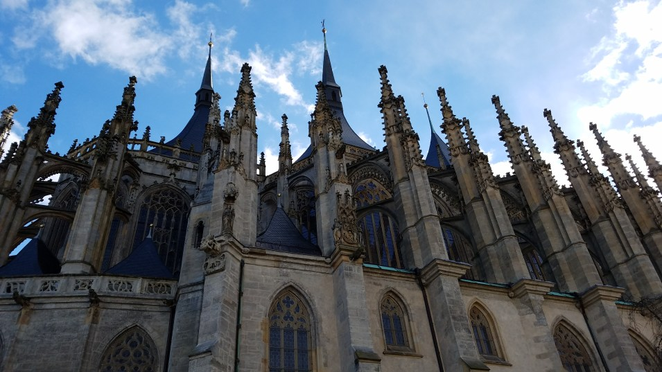 Cathedral of St. Barbara, Kutná Hora | Adventures with Shelby