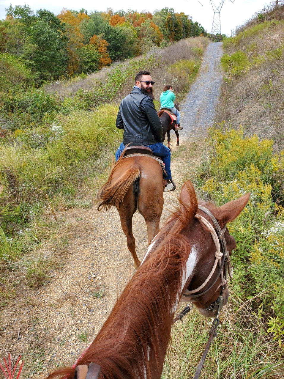 Horseback Riding Trail | Adventures with Shelby