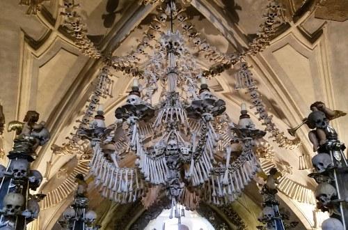 Sedlec Ossuary - Bone Church | Adventures with Shelby