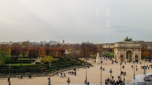 The Louvre in the Fall | Adventures with Shelby