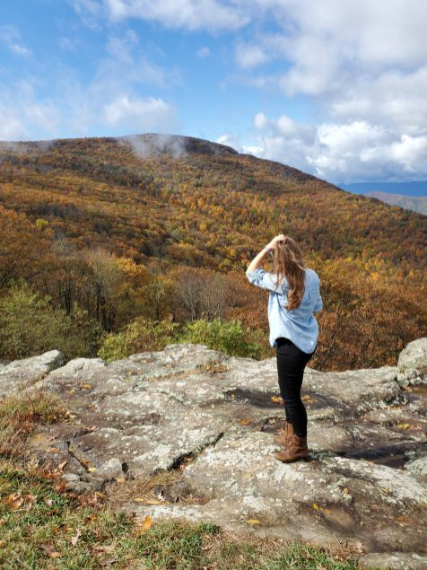 Skyline Drive, Shenandoah National Park | Adventures with Shelby