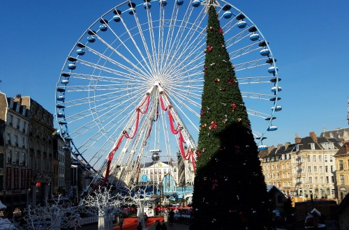 Grand Place in Lille, France | Adventures with Shelby