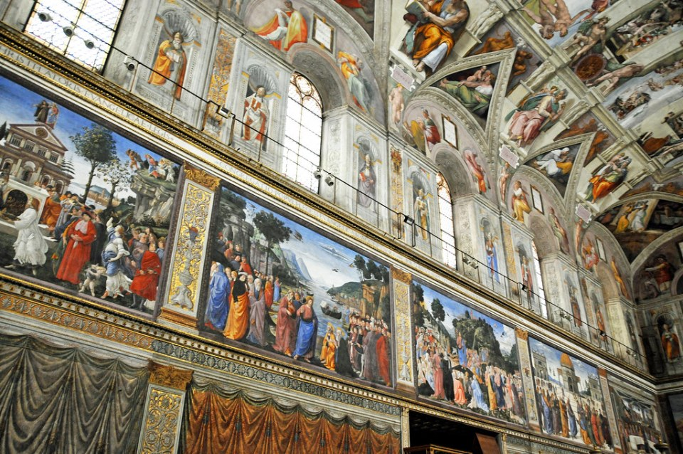 Sistine Chapel | Adventures with Shelby