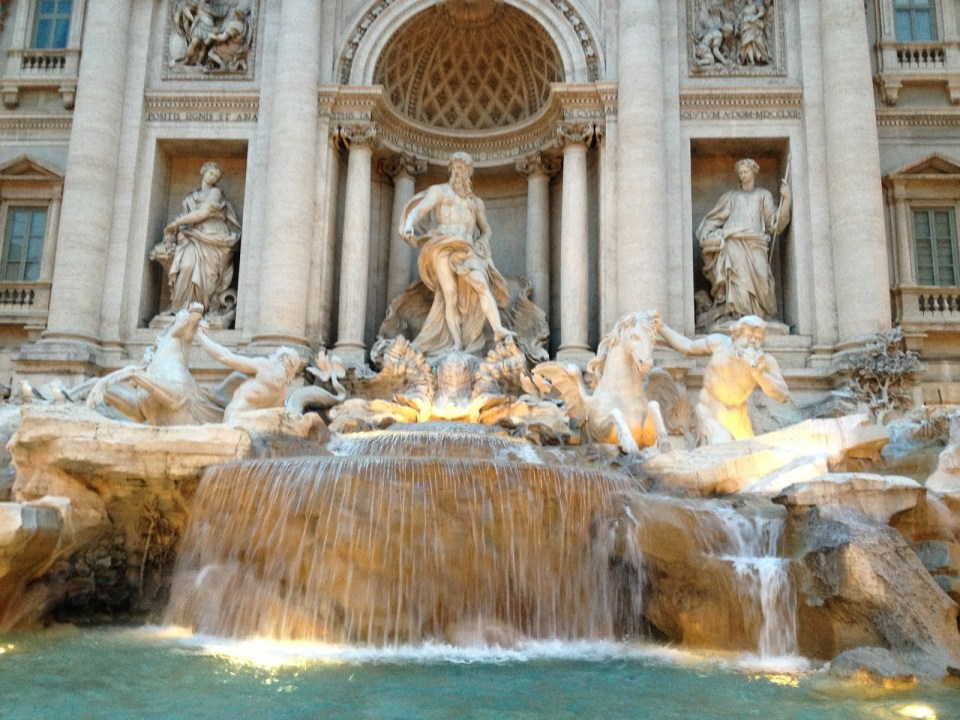 Trevi Fountain | Adventures with Shelby