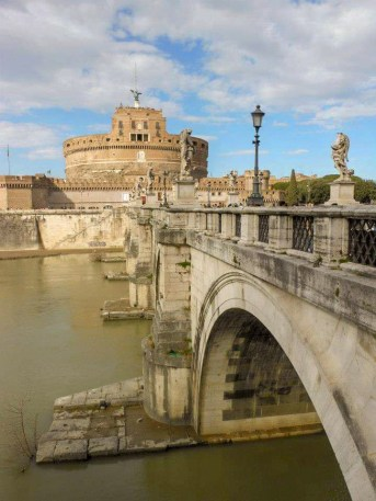Castel Sant'Angelo   Adventures with Shelby