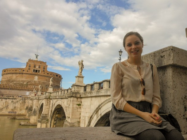 Castel Sant'Angelo | Adventures with Shelby