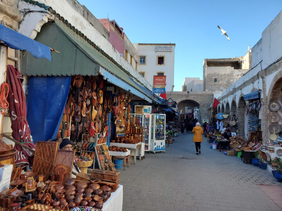 Essaouira Medina, Morocco | Adventures with Shelby