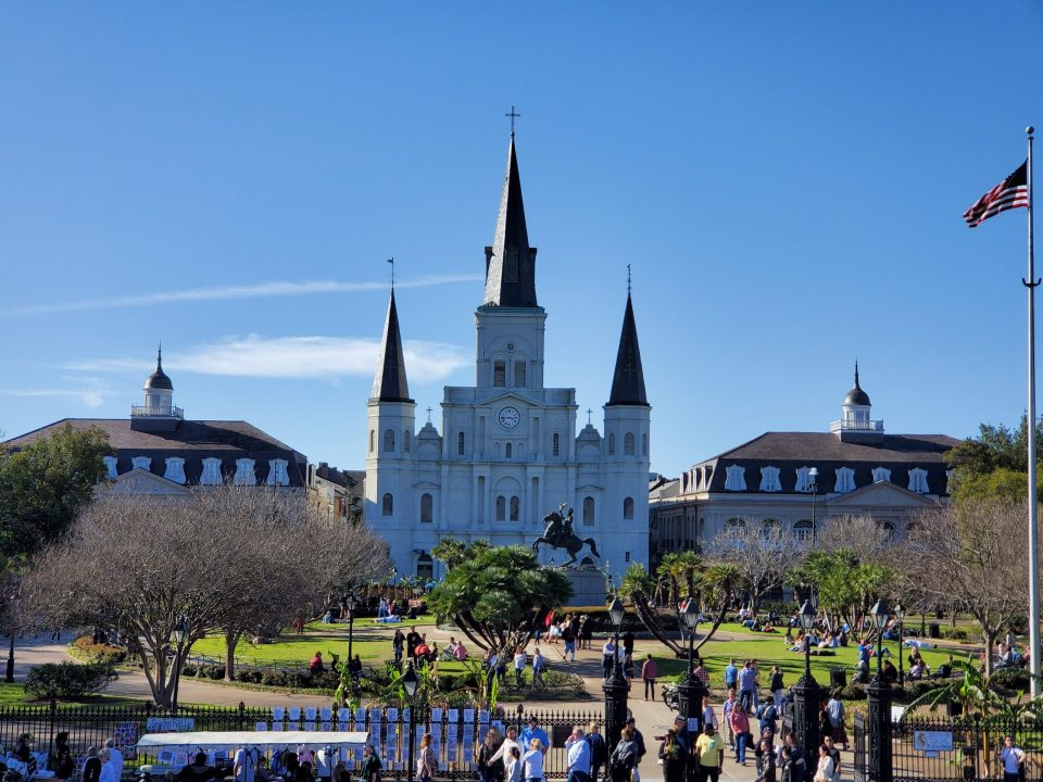 Jackson Square, New Orleans | Adventures with Shelby