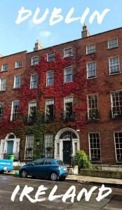 Dublin, Ireland   Adventures with Shelby