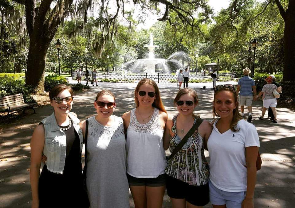 Forsyth Park, Savannah | Adventures with Shelby
