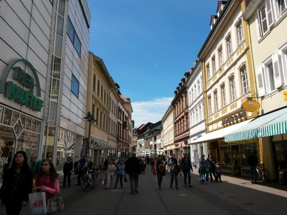 Old Town Heidelberg, Germany | Adventures with Shelby