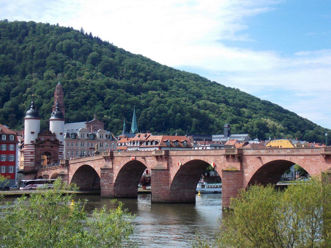 Old Bridge, Heidelberg | Adventures with Shelby